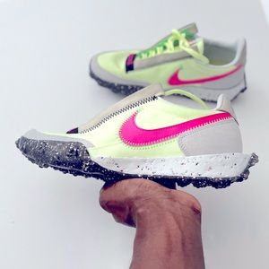 Nike Women's Waffle Racer Crater. Brand New.